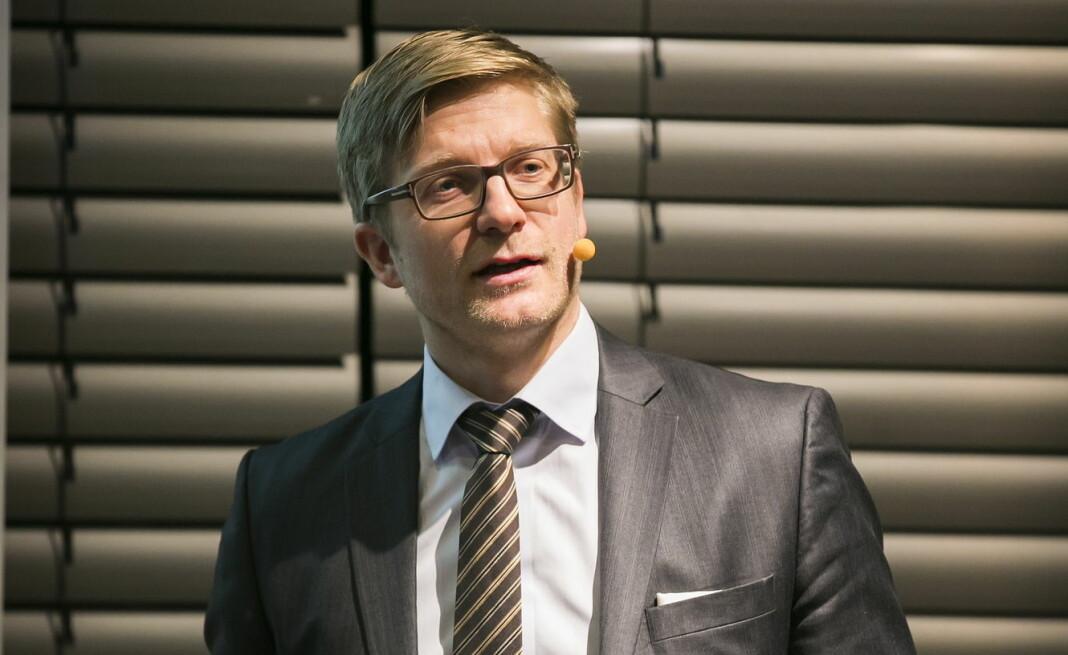 Svein Tore Bergestuen, forfatter, rådgiver og foreleser i intervjuteknikk. Foto: Heiko Junge / NTB scanpix