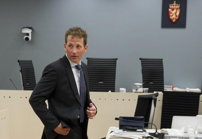 Geir-Egil Løken, politioverbetjent ved Kripos og avhørsinstruktør. Foto: Heiko Junge / NTB scanpix