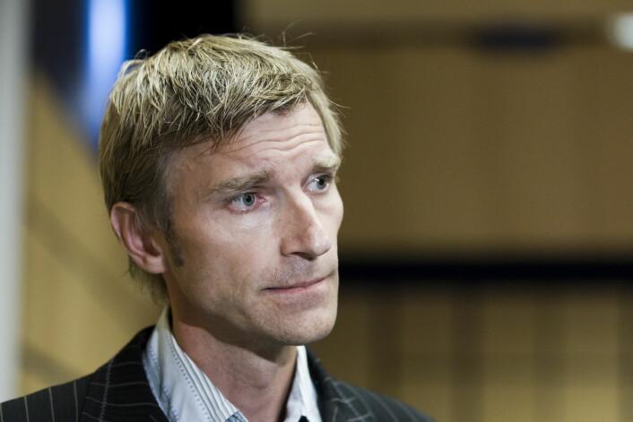 Asbjørn Rachlew, politioverbetjent ved Oslo politidistrikt og avhørsinstruktør. Foto: Berit Roald / NTB scanpix