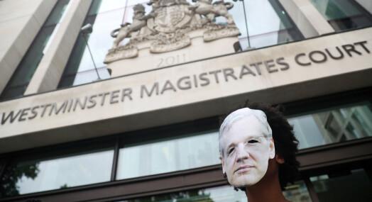 Nytt rettsmøte i Julian Assange-saken neste år