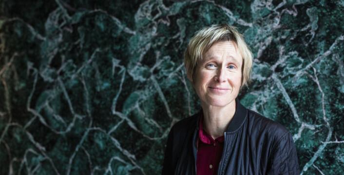 Om du overlater mer av fortellinga til publikum, kan de se det levende for seg, mener Linda Eide