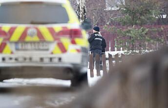 Da en 16-åring ble drept på Vinstra, ble det lagt ned forbud mot dronefotografering. Foto: Terje Pedersen / NTB scanpix