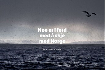 Hadde NRK fått samme regler som i Sverige og Danmark, kunne de ikke ha laget denne artikkelen, eller noen andre langlesinger