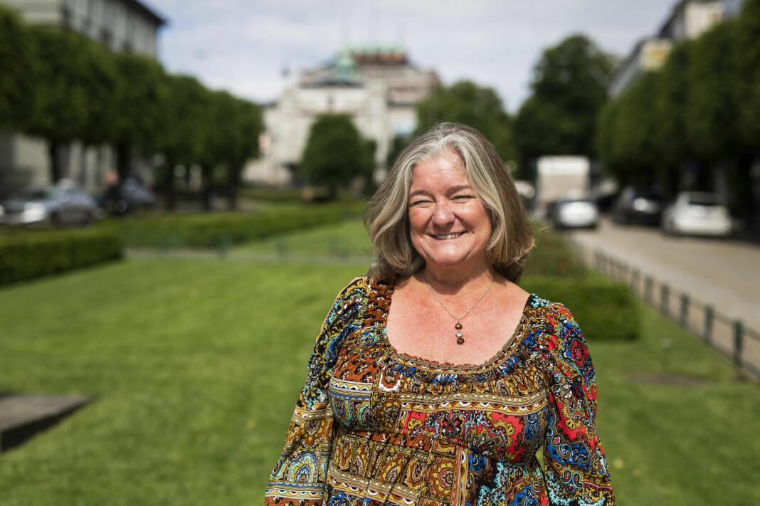 Lane DeGregory har siden år 2000 har jobba i Tampa Bay Times i Florida. Foto: Kristine Lindebø