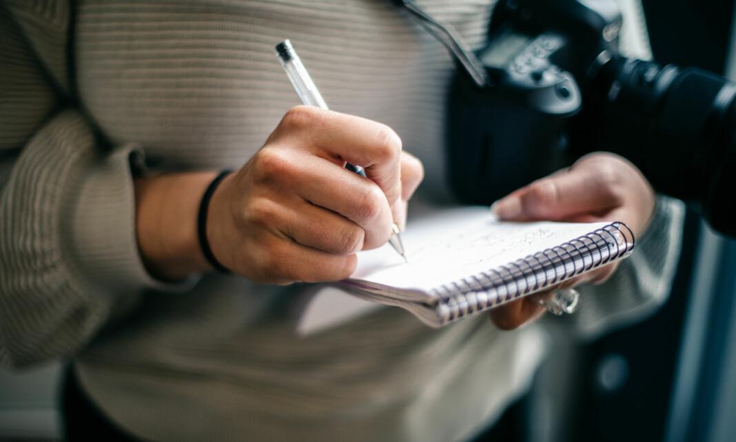 Kvinnelige frilansjournalister tjener 11 prosent mindre enn sine mannlige kollegaer