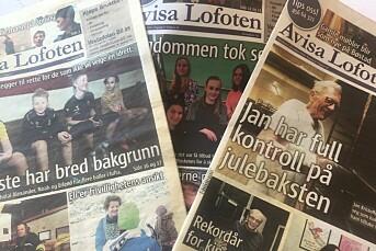 Fem år etter oppstarten på Leknes legger Avisa Lofoten ned driften
