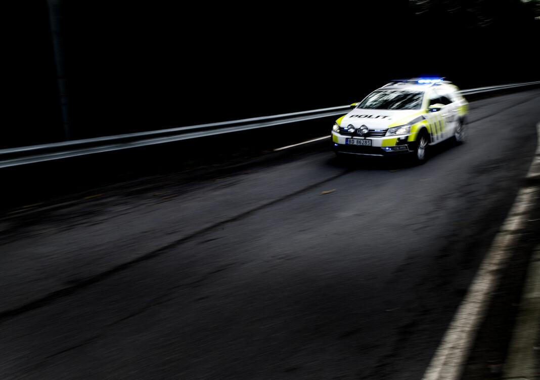 Østlands-Posten har varslet politiet om mannen som møtte opp i redaksjonslokalene med et balltre. Saken vil bli anmeldt. Illustrasjonsfoto: Gorm Kallestad / NTB scanpix