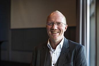 Norsk Redaktørforenings generalsekretær Arne Jensen. Arkivfoto: Kristine Lindebø