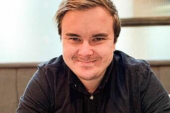 Rolf-Martin Hansen blir frontsjef i Tønsbergs Blad