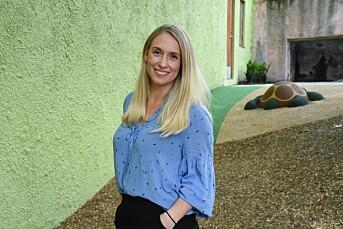Hilde-Christine Brevik er ansatt som journalist i Tønsbergs Blad