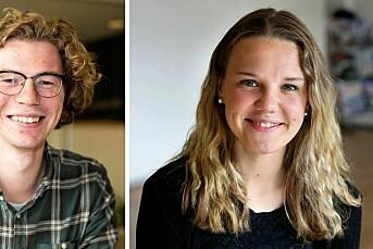 Marie Lytomt Norum og Ole Christian Nymoen er ansatt som journalister i Budstikka