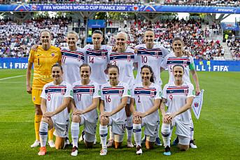 Stortingsflertall for damefotball på åpne kanaler