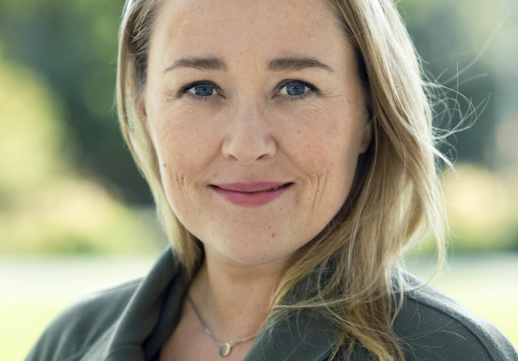 Birgitte Hoff Lysholm er redaksjonssjef i Sol.no-satsingen Vi.no. Foto: Astrid Waller