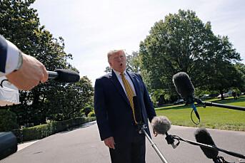 Trump avviser at han vil la FBI etterforske drapet på Khashoggi