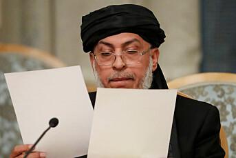 Taliban truer afghanske medier
