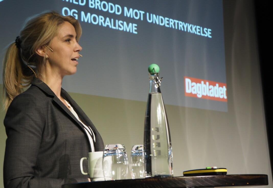 Dagbladet har sendt høringssvar til Kildeutvalgets rapport, signert ansvarlig redaktør Alexandra Beverfjord.