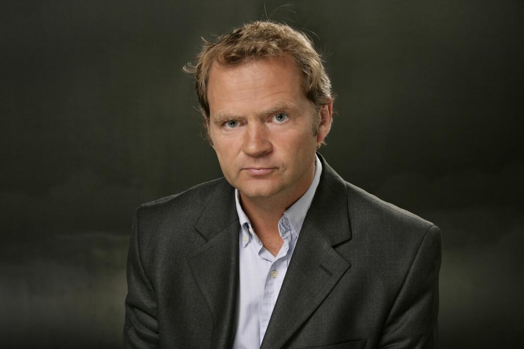 Knut Magnus Berge blir redaktør i NRKs Nyhetsdivisjon. Foto: Anne Liv Ekroll/NRK