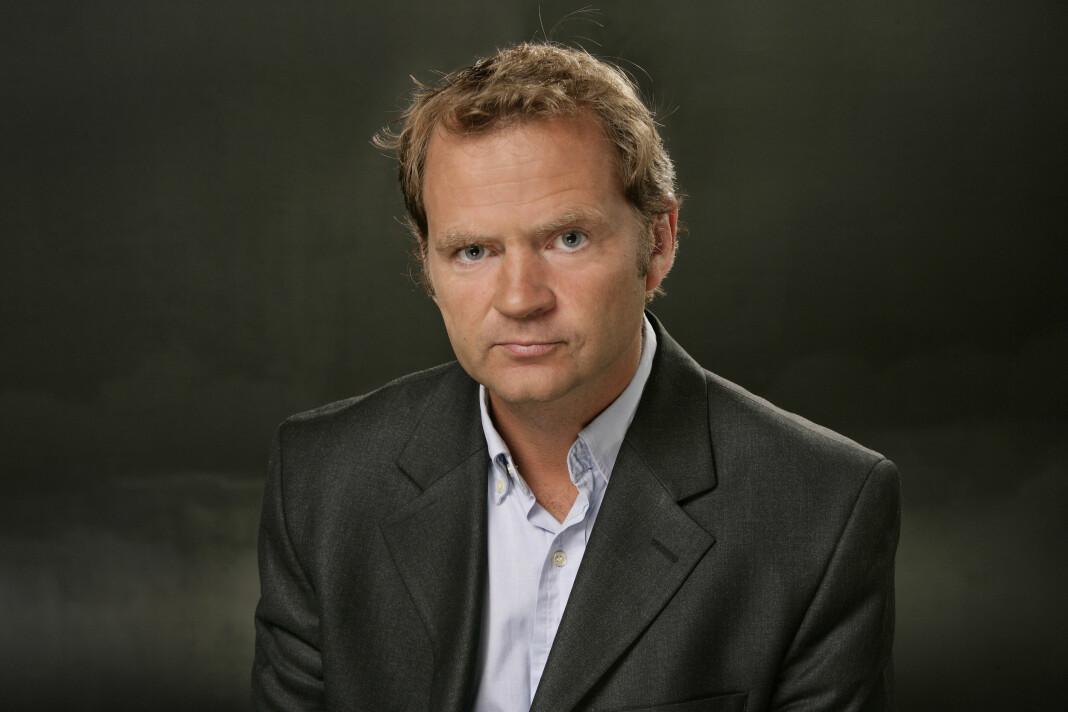 Knut Magnus Berge gir seg som utenrikssjef i NRK. Foto: Anne Liv Ekroll/NRK