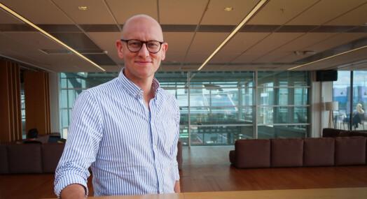 Fra redaktør til direktør: Ola Stenberg får nye oppgaver i VG