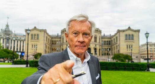 Oddvar Stenstrøm gjør comeback på Dagbladet TV