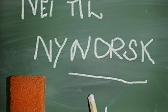 Advarsel: Mangler journalister som skriver nynorsk