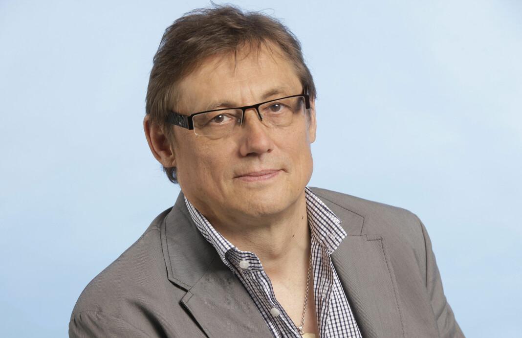 Nils Johan Heatta sa nylig opp NRK-jobben. Nå har den tidligere NRK Sápmi-sjefen sendt en e-post til ansatte der han forteller om konflikt med nåværende divisjonsdirektør Mona Solbakk og kringkastingssjef Thor Gjermund Eriksen. Foto: NRK