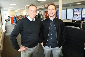 Sjefredaktør Markus André Jensen forlater Bodø Nu og går over til konkurrenten Avisa Nordland