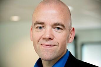 Tom Martin Kjelstad Hartviksen er ansatt som GDs første eneleder