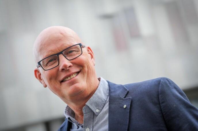 Kjell Ove Hveding er initiativtaker til Timefree Zone-prosjektet på Sommarøy.