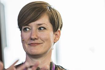Veslemøy Hedvig Østrem er Vårt Lands nye nyhetsredaktør