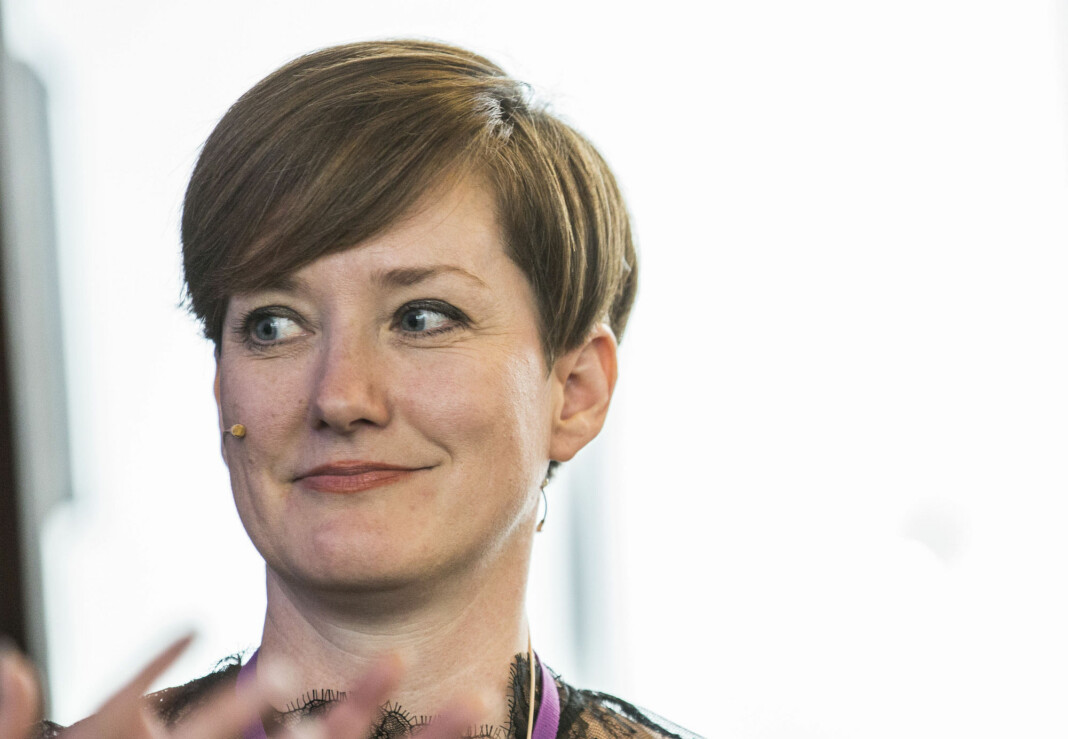 Vårt Land har ansatt Veslemøy Hedvig Østrem som nyhetsredaktør. Foto: Mariam Butt / NTB scanpix