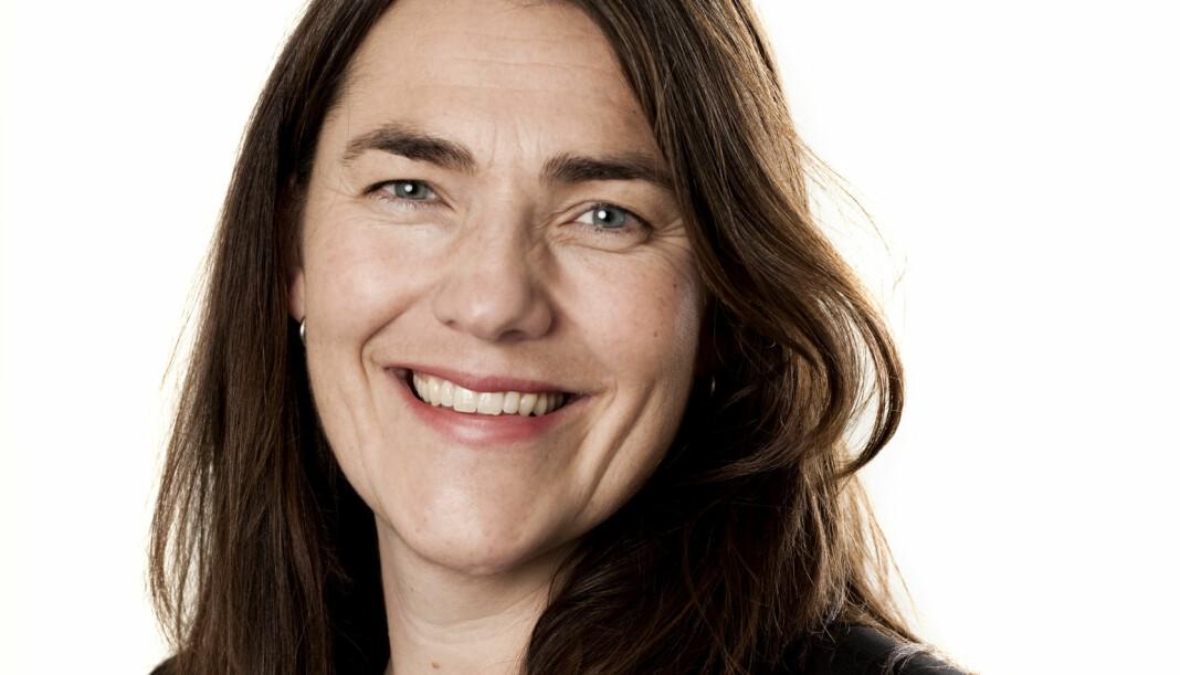 Ann Kristin Hjukse har tidligere vært journalist i NTB, Dagbladet og Adresseavisen. Foto: Marte Garman / Kunnskapsdepartementet