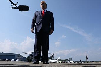 Trump går hardt ut mot Fox News