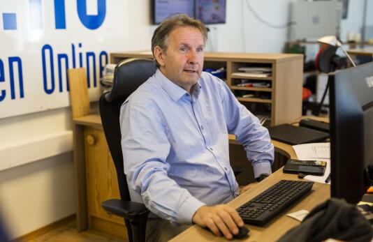 Geir Bjørn Nilsen gir seg som ansvarlig redaktør i VOL