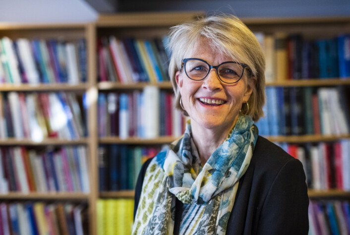 Siri Gedde-Dahl, gravesjef i Dagbladet.