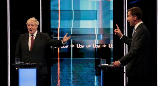 Kommentatorer: Hunt vant debatten, men ingen knockout