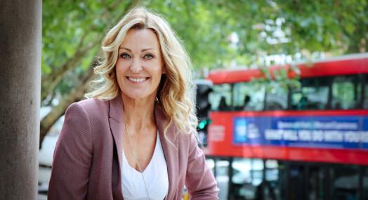 London-frilanser Nina Rangøy jubilerer med utstillinga «Being British», som hun tar med til Norge