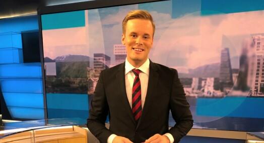 Cato Husabø Fossen er ny Dagsrevyen-anker