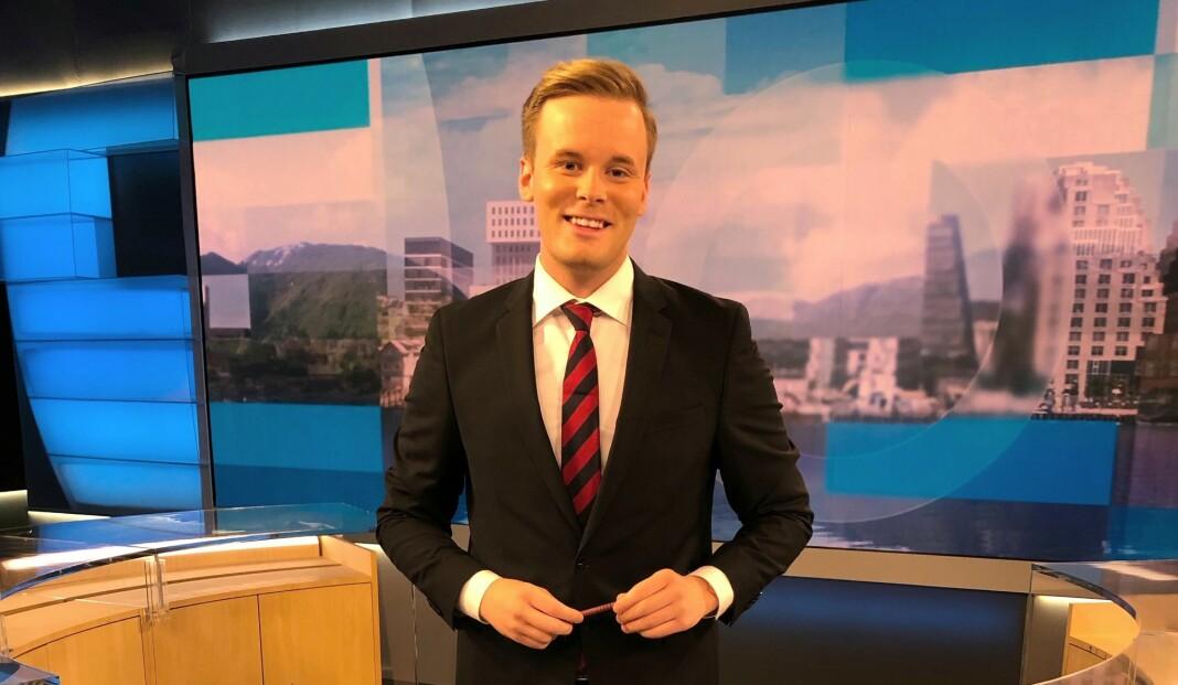 Cato Husabø Fossen har blant annet vært programleder for Dagsrevyen i sin tid i NRK. Nå blir han pressesjef i Høyre.