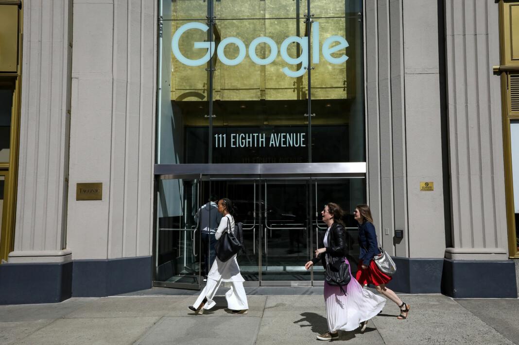 Frankrike innfører 3 prosent skatt på blant annet digital annonsering. Foto: Brendan McDermid/Reuters