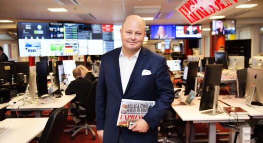 Dagens Media: Expressens sjefredaktør fikk sparken