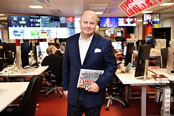 Expressens sjefredaktør Thomas Mattsson går av