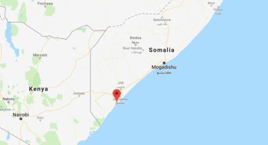Flere journalister drept i hotellangrep i Somalia