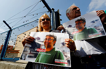 Tyrkisk representant for Reportere uten grenser frikjent