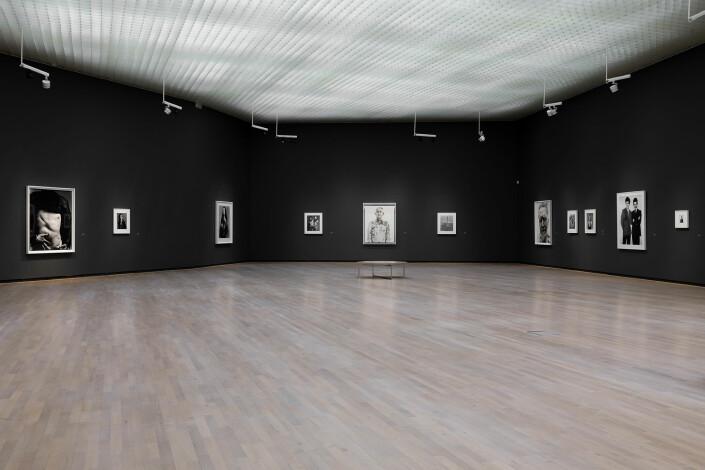 Richard Avedons bilder stilles ut på Henie Onstad. Foto: Øystein Thorvaldsen / Henie Onstad Kunstsenter