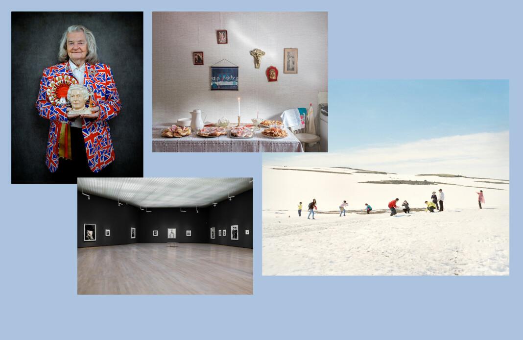 Nina Rangøy, Erlend Berge, Richard Avedon og Eirik Brekke er noen av fotografene du kan se bildene til i sommer og høst.