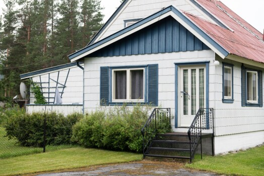Åmot i Hedmark. Foto: Ingun Mæhlum