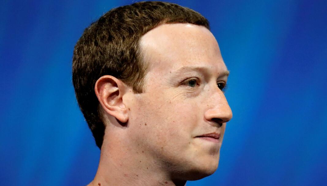 Facebooks toppsjef Mark Zuckerberg måtte akseptere en bot på 5 milliarder dollar i forliket med amerikanske myndigheter. Arkivfoto: Charles Platiau / Reuters / NTB scanpix