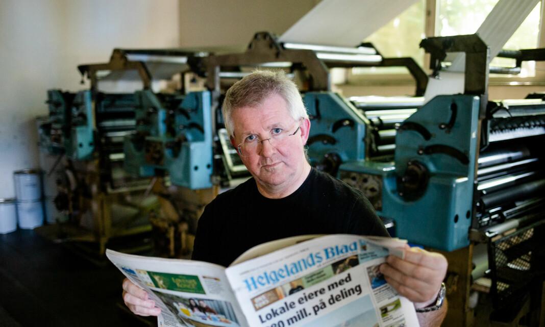 Helgelands Blad felt for brudd på god presseskikk