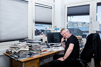 Skup-vinner Morten Hofstad lever godt med å være en småkontroversiell redaktør